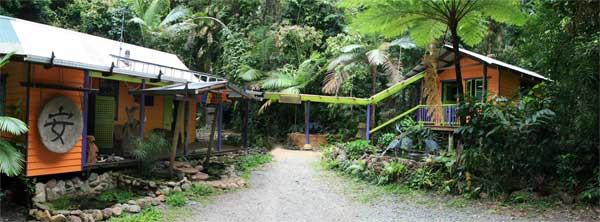 daintree self contained accommodation