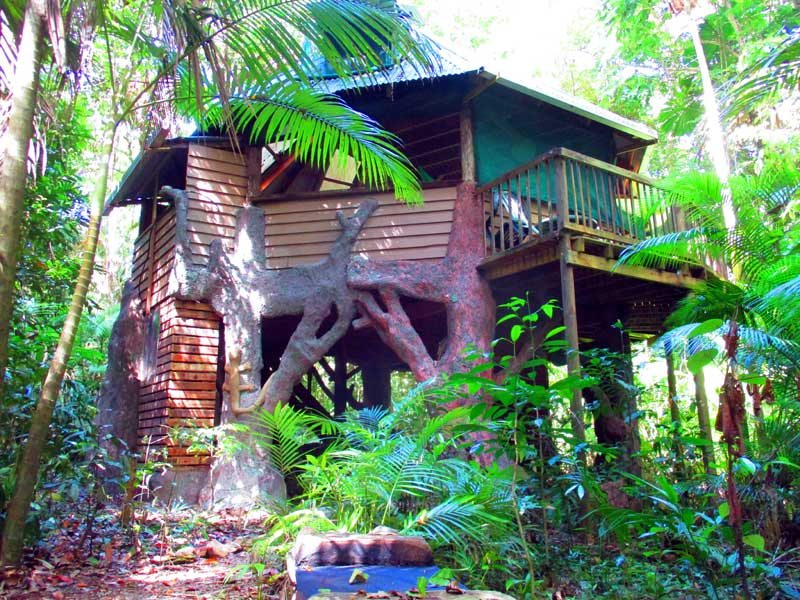 Daintree accommodation with a unique difference